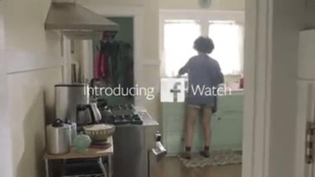 マネタイズできるFacebook動画プラットフォーム「Watch」開始、TVアプリも提供へ