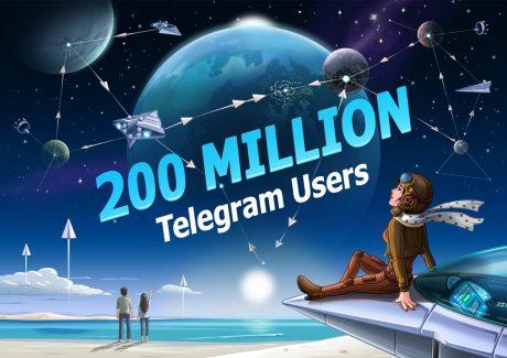 メッセンジャーアプリTelegramが2億MAU達成、LINEに匹敵