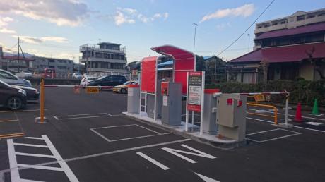 akippaが開閉ゲート型駐車場の予約無人化に成功