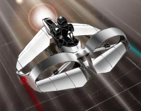 日本の飛行バイク「teTra」が世界トップ10入り、米ボーイング協賛の有人飛行機コンテストGoFlyで