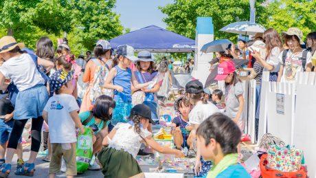 メルカリ、子どもが売り買いに参加する「キッズフリマ」開催