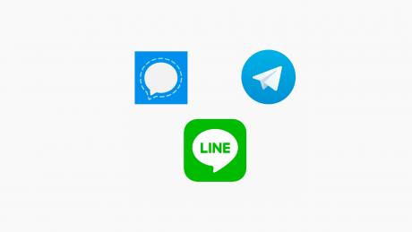 機密アプリは犯罪の温床となるか。Telegramは秘匿性が高く、LINEは削除後も復元できる?