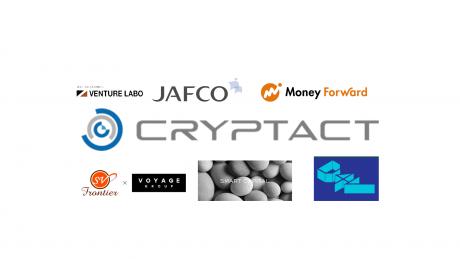 仮想通貨取引支援のクリプタクト、ジャフコ・マネーフォワードらから3.3億円の資金調達