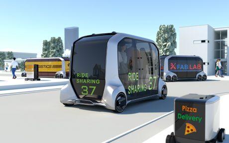 トヨタとソフトバンクが移動サービスの新会社設立へ