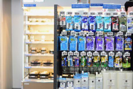 ローソンのレジ無し店舗を体験できるってよ! #CEATEC