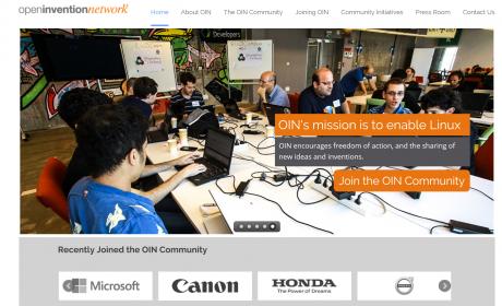 米Microsoft、オープンソース企業連合「OIN」に参画