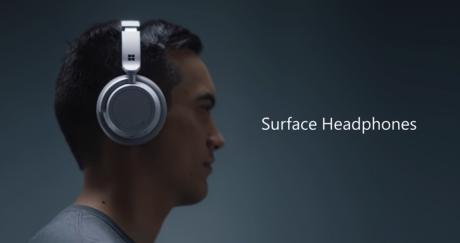 349ドルの価値あり?サーフェスに最適化されたAIノイズキャンセリング・ヘッドフォン「Surface Headphones」
