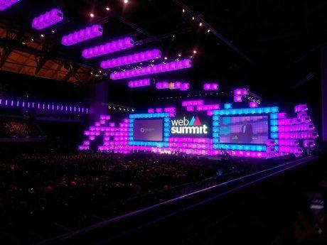 日本勢もついに進出! 熱狂するスタートアップの祭典「Web Summit 2018」 からみるネットの未来