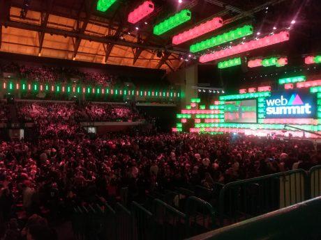 Web Summit 開幕 〜世界最大スタートアップサミットがポルトガル政府と10年契約  #websummit