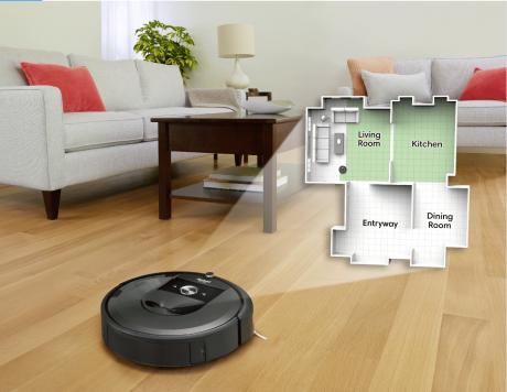 自宅専用Google登場か?iRobotの宅内地図でスマートホームを高度化