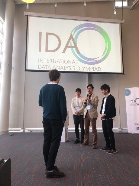 ロシアの有名大とIT大手Yandex主催のデータアナリスト国際オリンピックで東京大学チームが4位入賞