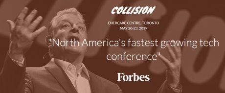 1年で7倍!北米カンファレンス史上最速成長率を誇るテクノロジーカンファレンスCollision 2019 を詳しく見てみよう!カンファレンスステージ Vol. 2