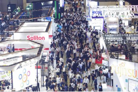 Interop Tokyo・APPS JAPANなど6月に開催へ、今年のテーマはリアルの世界に迫る新たな展開