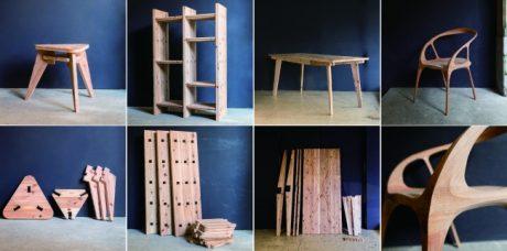 世界中の家具デザインを選んで街の工房でオンデマンド製造できる「EMARF(エマーフ)」の可能性