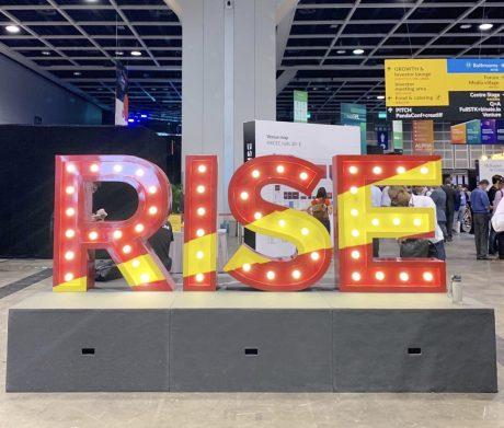 アジア最大のテクノロジーカンファレンスRISE 2019 おさらい