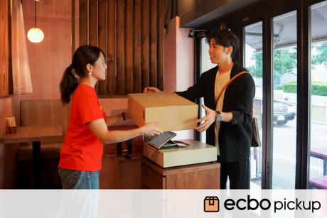 ecboが宅配再配達解消へ、EC配送品一時預かりスポット事業「ecbo pickup(エクボピックアップ)」展開へ