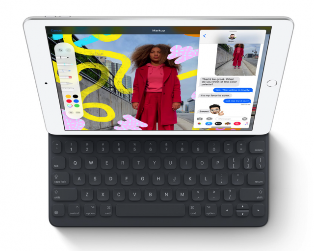 Apple iPad 2019 Autumn