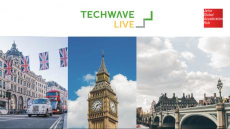 ロンドン スタートアップ最前線 | TechWave LIVE x JETRO #05