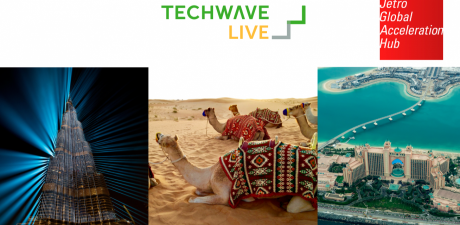 ドバイは石油では無くスタートアップにとっての夢の都市だった、スタートアップ最前線「ドバイ」イベント開催 | TechWave LIVE x JETRO #07