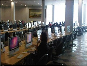 インドネシア大学図書館